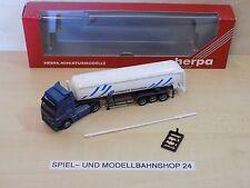 "Herpa 145138, Volvo FH16, Kippsilo-SZ, ""Jonker Veendam"" Neuw. Vitrinenm. OVP"