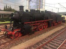 Märklin 54561 pista 1 máquina de vapor br 18.4 sonido digital envejecido y gesupert