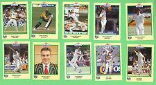 #D292. #3  TEN  1995 BUTTERCUP  BREAD CRICKET CARDS