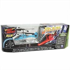 New in box AIR HOGS R/C Remote Control JACKAL - TEAL BLUE air hogs helicopter