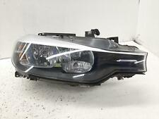 2014 BMW 3 SERIES O/S Drivers Right Front Headlight Headlamp 7259540