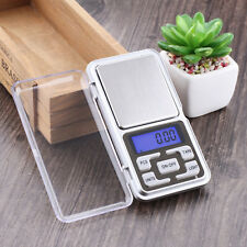 Mini Digital Pocket Weighing Scales 0.01 g to 100g  Herb Lab Gold Jewelry
