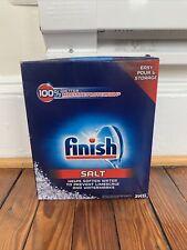 New listing Finish Dishwasher Salt (3kg Box)