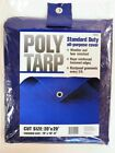 Projex  20 ft. W x 20 ft. L Light Duty  Polyethylene  Tarp  Blue