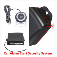Immobilizer Rfid Car Entry System Keyless Start Stop Push Button Remote Unique