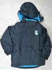 Mädchen Skijacke Jacke Winter warm blau 122/128 Neu
