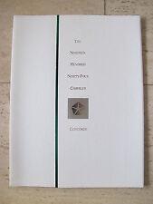 Original 1994 94 Chrysler Concorde Premier Deluxe Dealer Sales Brochure 36 pages