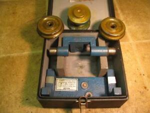 Kent Moore J8619 -1 -2 -10 -11 Pinion Setting Gauge Tool Set