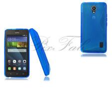 Étuis, housses et coques etuis, pochettes bleus Huawei pour téléphone mobile et assistant personnel (PDA)