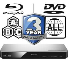 Panasonic DMP-BDT280EB Full MultiRegion 4K Upscaling 3D Smart Blu-ray Player
