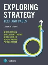 Exploring Strategy Text And Cases 11th Edition Digital PDF