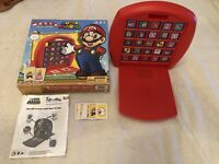 CLASSIC TOP TRUMPS SUPER MARIO MATCH GAME OFFICIAL NINTENDO PRODUCT - COMPLETE