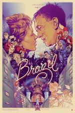 Brazil by Martin Ansin - Regular - Rare sold out Mondo print