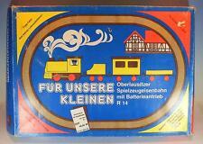 VEB Sprengstoffwerk Gnaschwitz DDR Oberlausitzer Spielzeugeisenbahn in Box
