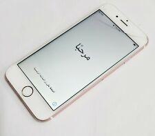 Faulty Apple iPhone 6s 64GB Rose Gold Broken Damaged Smartphone