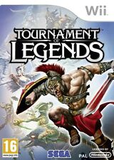 Tournament of Legends Nintendo Wii 16 Fighting Game