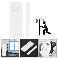 Wireless Home Safety Door Window Burglar Security Alarm Magnetic Sensor Detector