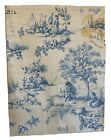 Beautiful original early 20th Cent French scenic toile painting 5713