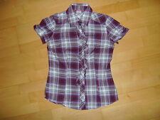 moderne kurzärmelige Bluse Gr. XS von Esprit -wie neu-