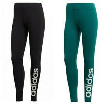 Adidas Womens Running Legging Linear Tight Gym Yoga Pant Leggins Bottoms Joggers
