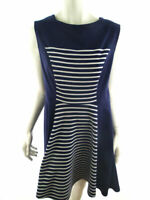 Dunnes stores Women's Dress EU 42 UK 14 US 12 navy blue