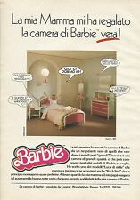 X1143 BARBIE - La camera vera! - Mattel - Pubblicità 1989 - Advertising
