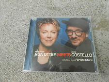 Von Otter Meets Elvis Costello-Selections From For The Stars-Cd-Promo Only-Vg+