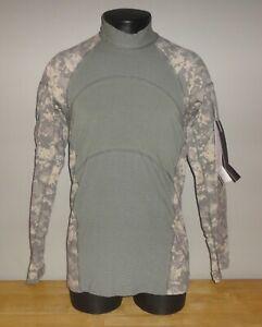 MASSIF US Army Team Soldier Certified Gear Digital Camo ACS Combat Shirt M *NEW*