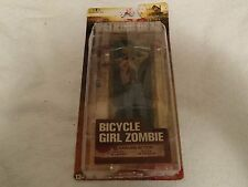 McFarlane Toys AMC The Walking Dead Series Two Bicycle Girl Zombie Figure New