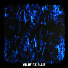 "OHG Designed WILD FIRE BLUE 5' Film Roll (40"" Wide) (16.6 SQ FT) (1.5 Meters)"