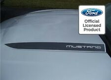 Ford Mustang Hood Spear Cowl Stripe graphic decal sticker package - LSC