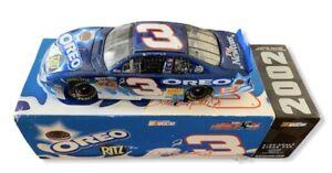 Dale Earnhardt Jr 2002 Oreo Ritz #3 Chevy Busch Daytona Win 1/24 NASCAR Diecast