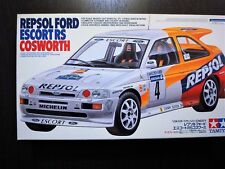 Valuable ! TAMIYA 1/24 REPSOL FORD ESCORT RS COSWORTH Steal & Rare !