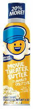 (1) Kernel Butter Spritzer Movie Theater Butter Flavored Spritzer 1-4 OZ Can