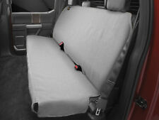 WeatherTech Small Highback Bench Seat Protector in Grey for Trucks Cars SUVs