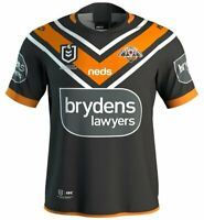 Wests Tigers 2020 Home Jersey Small - 7XL,Women's 8 - 18 & Kids NRL ISC SALE