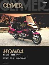 1993-2000 Honda Goldwing Gold Wing GL 1500 GL1500 CLYMER REPAIR MANUAL M506