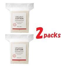 Koh Gen Do Organic Cotton Makeup Skin Care 80 sheet x 2set Japan  f/s