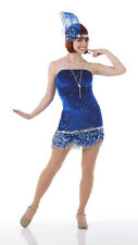 Child 6X7 Flapper Dance Costume Dress Roaring 20s