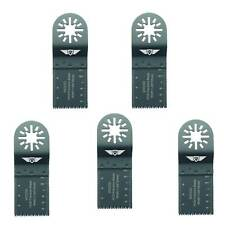 5 x Coarse Cut Blades for Fein Multimaster Bosch Ryobi AEG Multitool Multi Tool