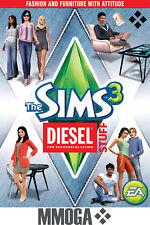 Los Sims 3 Diesel Accesorios expansión - Sims 3 Diesel Stuff PC EA ORIGIN - ES