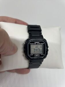 Vintage Casio LA-20WH watch as is