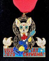 Fiesta medals 2020