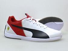 Puma evoSPEED 1.4 Scuderia Ferrari 305555 03 Herrenschuhe Motorsport Sneaker weß