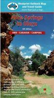 Alice Springs Uluru Map - Westprint sameday priority ost