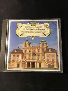 Johann Sebastian Bach - Berühmte Konzerte - CD Zustand Sehr gut @D35