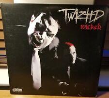 Twiztid - W.I.C.K.E.D. Vinyl Lp Record wicked insane clown posse tech n9ne icp