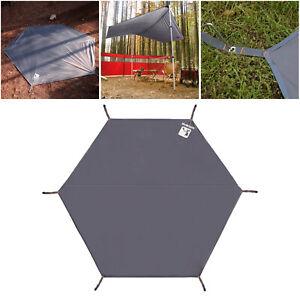 Tent Footprint Camping Tarp Camping Shelter Sunshade Hammock Rain Fly Hiking