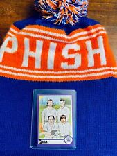 Phish Concert Card Mann Center Philly 6/29/2016 Only At Gate Dinner And A Movie