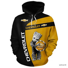 New Chevy Pullover Hoodies Custom 3d Graphic Printed 3d Hoodie All Over Print